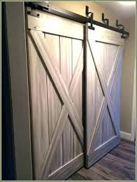 wood bypass closet doors closet sliding door track barn door track bypass closet door track barn