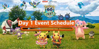 Pokemon GO Fest 2021 Day One Guide