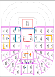 Moa Seating Chart Best Seats In The House Kevin Pableo The Brand