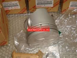 13101-54120,Genuine Toyota Engine 5L-E Piston