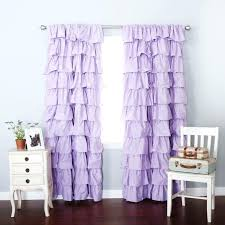 purple chevron curtains purple waterfall blackout curtains target with white chair and wooden floor for home