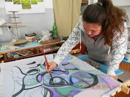Специальность Декоративно прикладное искусство и народные  В мастерской В мастерской