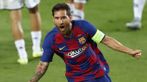 Messi moves closer to signing new ...