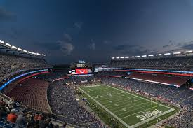 Gillette Stadium One Direction Seating Chart Gillette Stadium New England Patriots Football Stadium