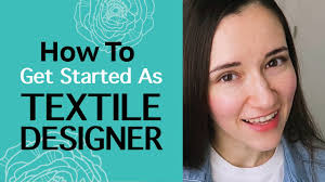 How To Be A Freelance Textile Designer How To Get Started As Textile Designer Advice For Self Taught Artists My Experience