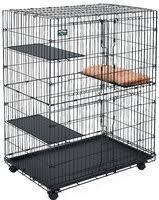 """«<b>Клетка</b> для кошек <b>Midwest</b> """"<b>Cat</b> Playpens"""", 91,5 x 60 x 128 см 130 ..."""