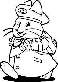 Small Picture Max And Ruby Going To School Coloring Page Wecoloringpage