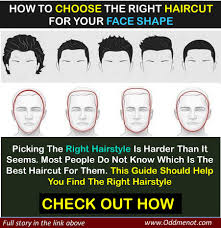 most people do not know which is the best haircut for them this simple guide should help you find the right hairstyle that perfectly matches with your face