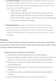 Health Care Assistant Personal Statement Graduation Application For Nclex Examination Vatnp Pinning Ceremony