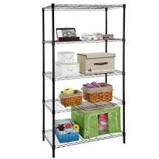 whole diy metal wire storage rack home goods shelf with nsf approval