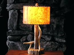 rustic lamp shades for floor lamps of nature chandeliers shad rustic lamp shades