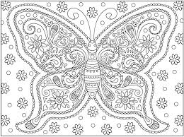 Small Picture Butterfly Coloring Page Coloring Pages Pinterest Butterfly