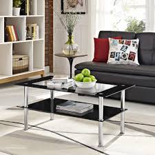 little space black glass living room tables inspired on popular glass tables for living room living