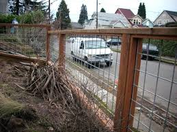 2x4 welded wire fence. Galvanized Wire Fence With Pressure Treated Frame Deck Masters Or 2x4 Welded .