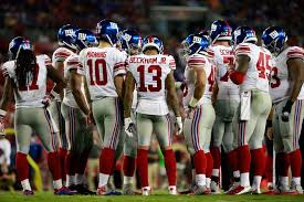 Report Card Grading The 2015 New York Giants Offense