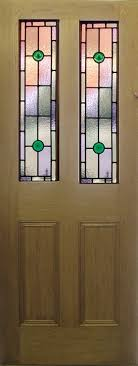 awesome stained glass door period interior panel and available from steven amin glazier company insert repair