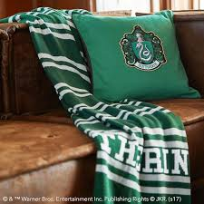 Slytherin Throw Blanket