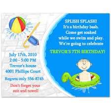 party invite examples pool party birthday invitation wording stephenanuno com