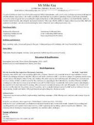 how to make a good resume for your first job how to write a good resume for your first job