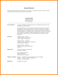 Child Care Resume Objectivesglamorous Good Resume Objective Examples For  Customer Service With Resume Objective Example Good And Good Resume  Examplespng