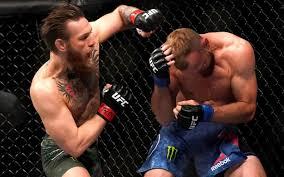 Brilliant Conor McGregor beats Donald 'Cowboy' Cerrone in ...