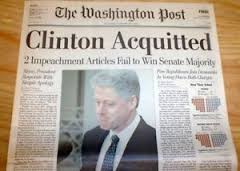 「monica lewinsky scandal, newspapers」の画像検索結果