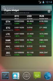Here you can find a list for the best bitcoin android apps and widget. Crypto Widget For Android Apk Download