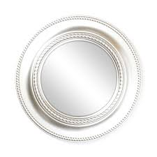 Dunelm Bathroom Accessories Beaded Edge Mirror Dunelm 51cm Alb1999 Bathroom Mirrors