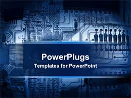 Powerpoint Circuit Theme Motherboard Powerpoint Templates W Motherboard Themed