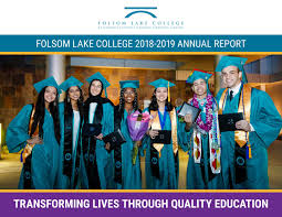 Folsom Lake College 2018-2019 Annual Report by flcfalcons - issuu