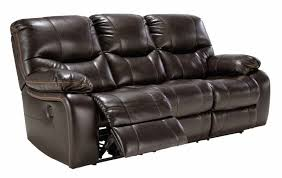ashley reclining sofa furniture recliners canada damacio reviews signature design by acieona with drop down table