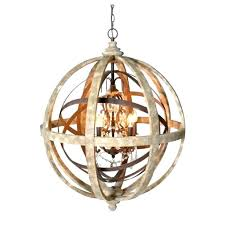 wood and crystal chandeliers wood crystal chandelier chandeliers glamorous sphere wooden orb metal detail and by wood and crystal chandeliers