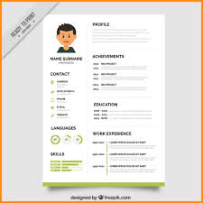 Resume Free Download Word Document Fresh Resume Template Download