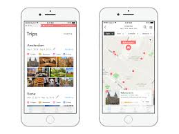 Trip Itinerary Builder Travel Itinerary Builder By Jackie Mancini On Dribbble