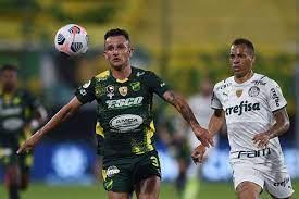 GOLES Defensa y Justicia vs. Palmeiras: ver resultado, resumen y mejores  jugadas de partido de ida por Recopa Sudamericana 2021 |  FUTBOL-INTERNACIONAL
