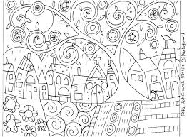 Coloring Pages For Adults To Print Halloween Witch Disney Pdf Art Of