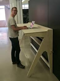Room ideas  adjustable standing desk ...