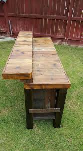 Diy Outdoor Bar Table Ideas Awesome Country Cottage Diy Circular
