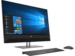HP Pavilion All-in-One - 27-xa0025xt Right HP® 27 All in One Computer