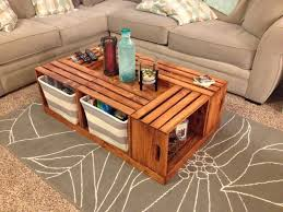 Diy rustic coffee table Ana White Diy Rustic Coffee Table Ideas Home Cbf 25 Unique Diy Coffee Table Ideas That Offer Creative Style And Storage
