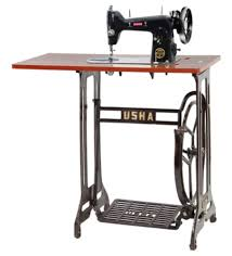 Usha Sewing Machine With Foot Pedal