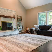 a gui on how to choose the best area rug color for your living area
