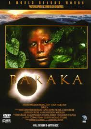 baraka movie review by anthony leong baraka is a stunning visual essay on the relationship between man and the earth set to haunting music from around the world out the use of dialogue