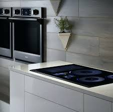 electric cooktop range with downdraft oven and ing guide types
