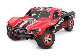 <b>Радиоуправляемая машина TRAXXAS Slash</b> 1/16 4WD (Красный)
