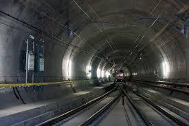 Gotthard Base Tunnel - Wikipedia