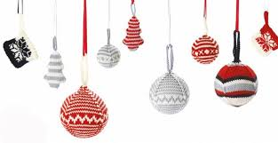 Christmas Ornament Patterns Classy FREE MillaMia Christmas Ornament Patterns LoveKnitting Blog