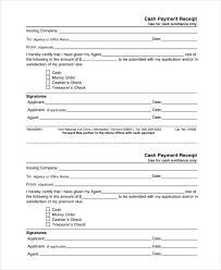 Cash Receipt Forms 9 Cash Receipt Templates Free Premium Templates
