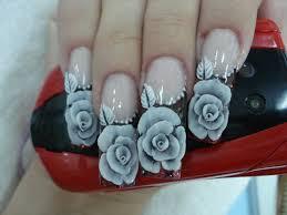 White Tip Nail Designs Tumblr Art Nail Awesome Amazing Nails