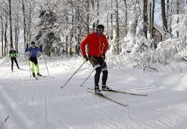 Want To Do Cross Country Skiing Visit Skalka Spectatorsmesk